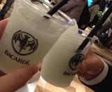 「ロカンダ」BEER FES in UMEHAN & mojito BARの様子